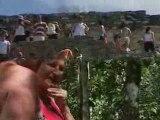 les ruines de coba avec les tours de mimi en francais