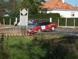 Sortie de route BMW M3