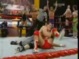Randy Orton & John Cena VS The Raw Roster