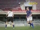 Joga bonito - cristiano ronaldo vs zlatan