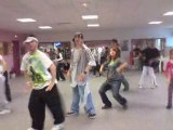 Chorégraphie By Richard (Daft Punk - Electro Pop )