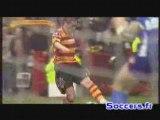 Lens Sochaux : 3-1 (Dindane)