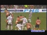 Lens Sochaux : 3-2 (Brechet)
