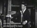 Jacques Brel - Le Tango Funébre 1964