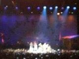 concert christophe mae avec diams qui vien sur scene!!!!