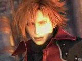 Final Fantasy Crisis Core Angeal & Genesis Vs Sephiroth (VO)