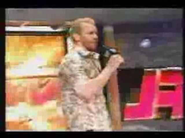 Christian Talking To The Peeps 2005