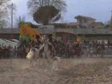 duel de hussards CHEVAL DE BATAILLE Monclar de Quercy