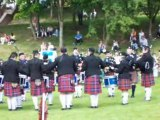 Northern Irish Pipe Band - RSPBANI - 2007