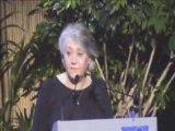 Liliane CAPELLE au congrès de la FEHAP