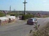 Rallye suisse normande 2007 clio super 1600