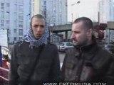 FIK'S & P.KAER avec fred musa après les elections aux ulis