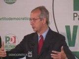 Walter Veltroni: analizza risultati elettorali del PD