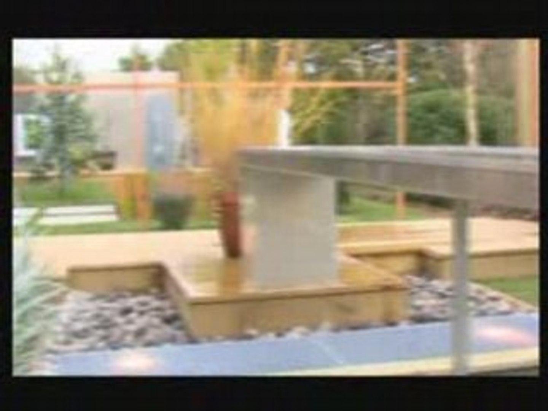 Bassin De Jardin Design Zen paysagiste : aménager un jardin aquatique, aménagement jardin design,  création bassin, bassin contemporain, création de jardins.