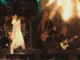 She is my sin - NIGHTWISH - concert live en Finlande