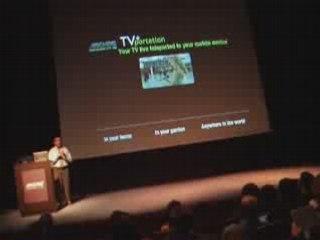 Archos TV+ Portation
