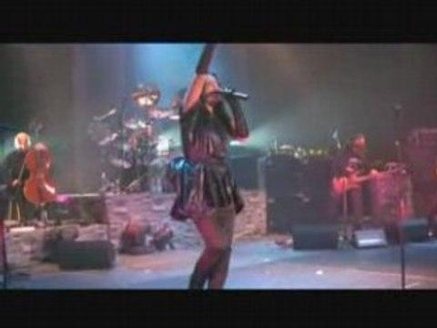 Tarja turunen - live at kuusankoski 2007 - Damned and divine