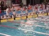 4 nages Laure Manaudou à Nîmes