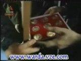 Bouteflika et  ben bella décore warda el djazairia