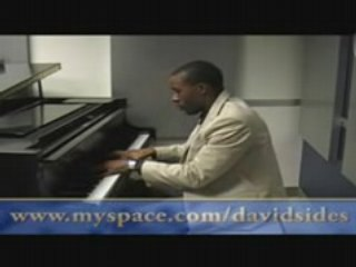 """Usher - You Remind Me """"By David Sides"""" Piano"""