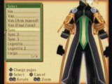 Costumes Tales of the Abyss