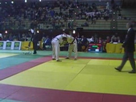 Jonas au france juniors 2008 judo30
