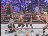 Cena & Batista & HBK & Taker vs MVP & Kennedy & Rated-RKO