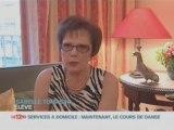 Reportage Cours d'electro Danse Journal M6, avec Onitchi.