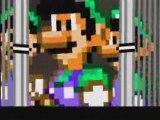 Video Mario VS Luigi Matrix Reloaded