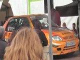 rallye de la lys 2008 podium st venant a.mortier