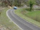 Rallye du quercy 2008