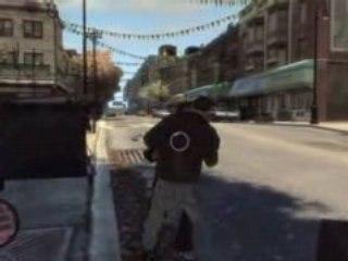 Gta4 street fight