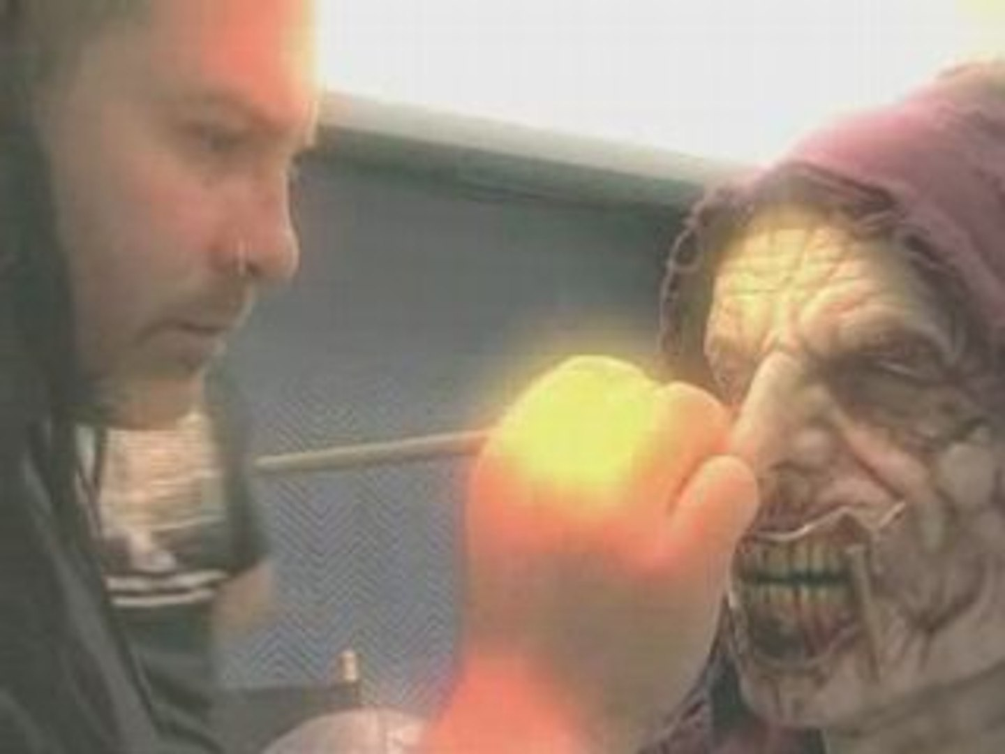 Condemned 2 (making of du spot publicitaire)