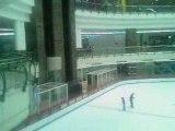 Patinoir dans un Centre Commercial -Qatar (doha)