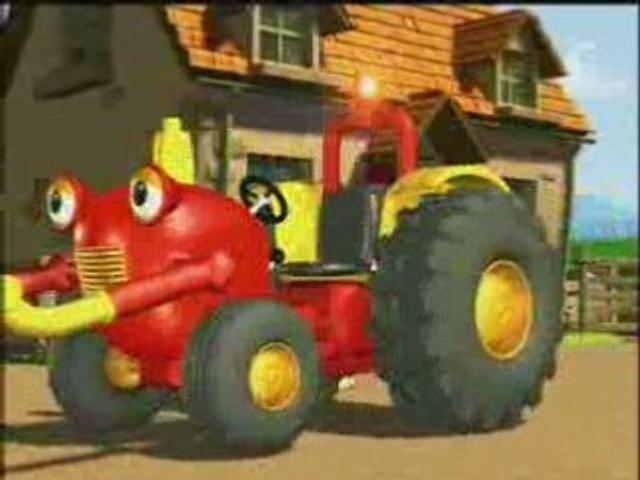 Tracteur tom la deprime de maude tracteur tom - Le tracteur tom ...
