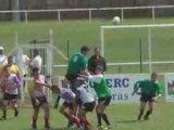 Rugby Cadet du Pic Saint Loup 8ème de Finale France