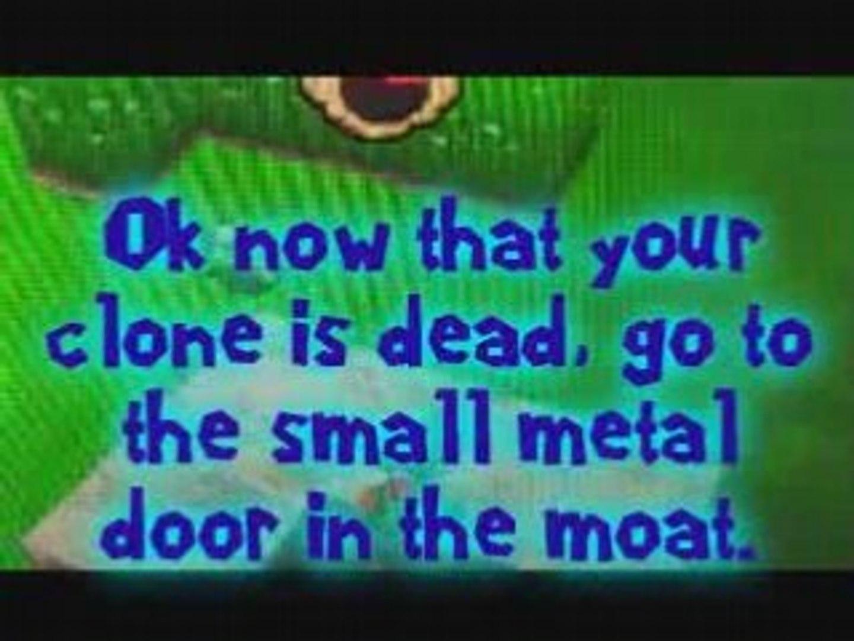 Super Mario 64 DS - Clone Character Code (Glitch)
