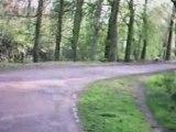 Video en roller à la citadelle de lille avril 2008
