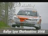 Eric Mauffrey - Rallye Lyon Charbo 2008