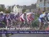 Tour de Bretagne 2008 : Etape 7 - Dol-de-Bretagne - Dinan
