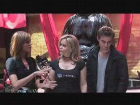 Torrey DeVitto & Paul Wesley - Killer Movie - Tribeca
