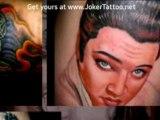 Tattoo Supplies, Chris Garver Tattoos, Skin Candy Tattoo Ink