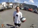 basket Tommy Baker streetball extreme