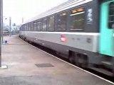 Gare de Cherbourg 29 avril