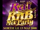 DJ KIM RAI RNB MIX PARTY 2008 DJAMEL STAIFI SOBER RACH RACH
