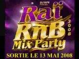 DJ KIM RAI RNB MIX PARTY 2008 HOCINE STAIFI KHATEM SOBRI