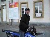 dtx john et tzr vins' notre premiere video de nous en moto