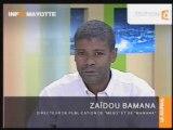 Comores: Zaïdou Bamana parle de l'immigration à Mayotte