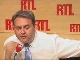 Xavier Bertrand invité de RTL (5 mai 2008)