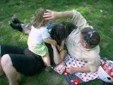 attaque de petites filles
